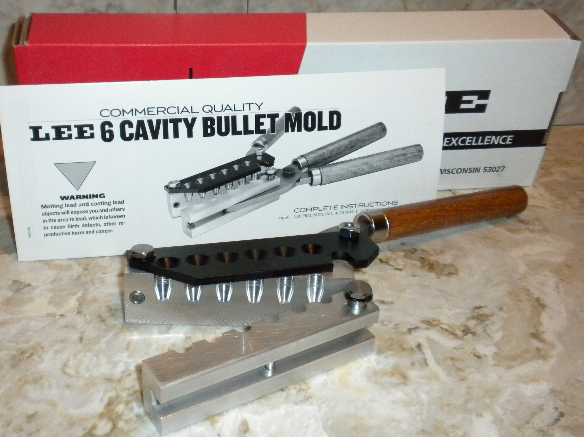 Lee Six Cavity Molds : MAD COMMANDO!, MADcommando your source for